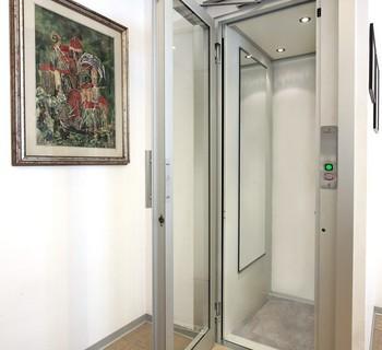 elevadores residenciais pequenos